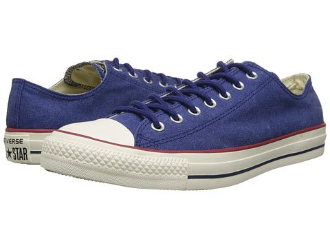 Converse Chuck Taylor® All Star® Washed Canvas Ox Victorian