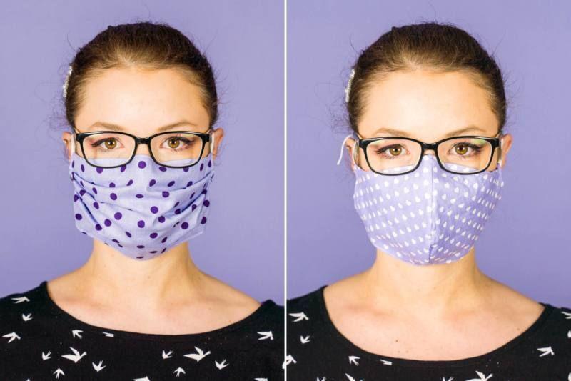 Photo of Mundschutz Maske selber nähen: Behelfsmaske nähen kostenlose Anleitungen