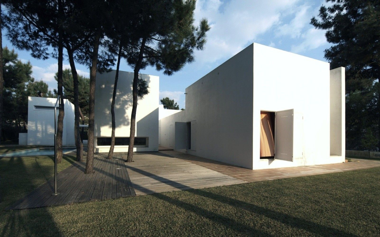 Gallery Of House In Troia Jorge Mealha 8 Architecture Architecture Design House Architecture Design