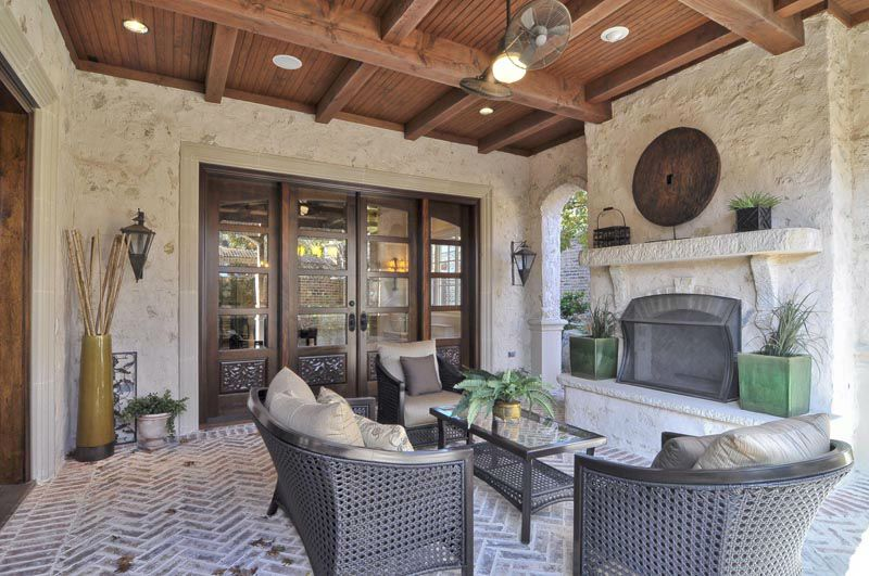 Living Rooms - Platinum Series Homes by Mark Molthan ... on Platinum Outdoor Living id=42099