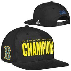 the best attitude 5373d fc53c UCLA Bruins 2013 NCAA Men s College World Series Champions Snapback Hat