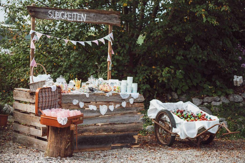 Allgau Hochzeit Im Vintage Stil Von Wertvoll Fotografie Wedding