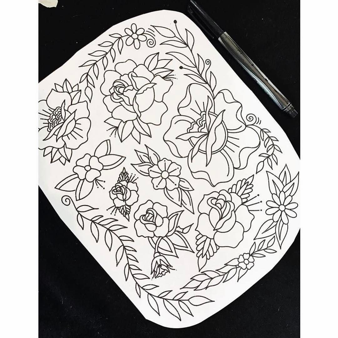Mandee Robinson (mandeeejane ) will be tattooing these