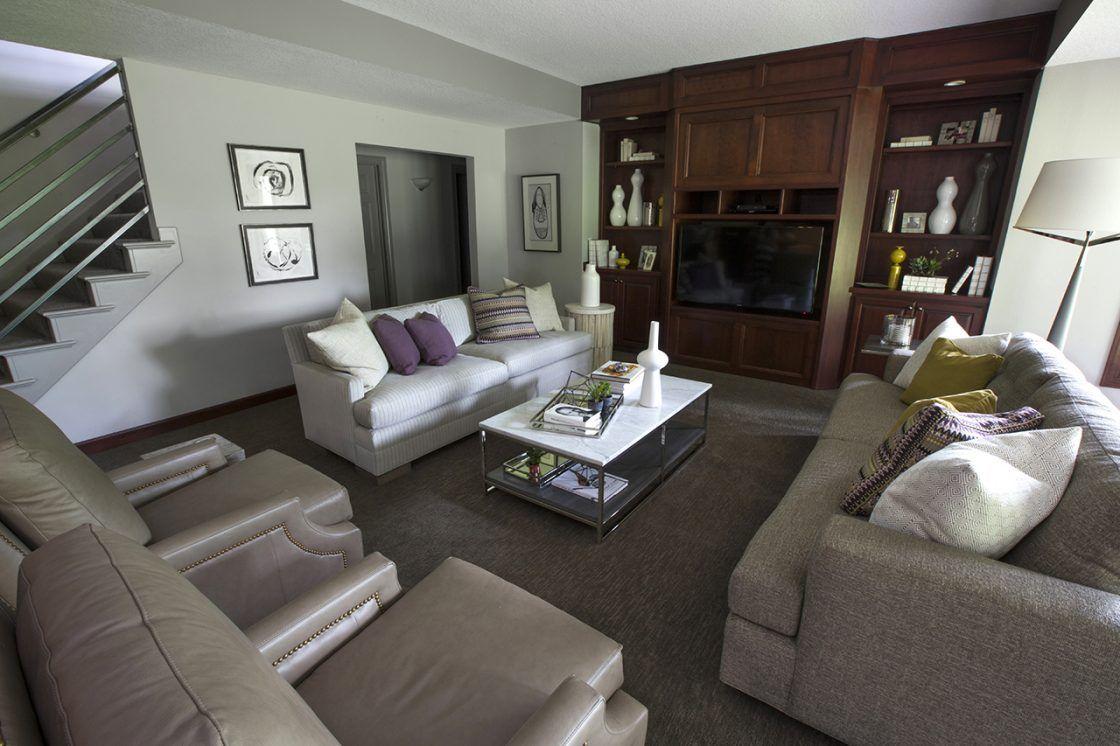 Contemporary Home Grays And Neutrals   R. Cartwright Design, Des Moines,  Iowa Interior