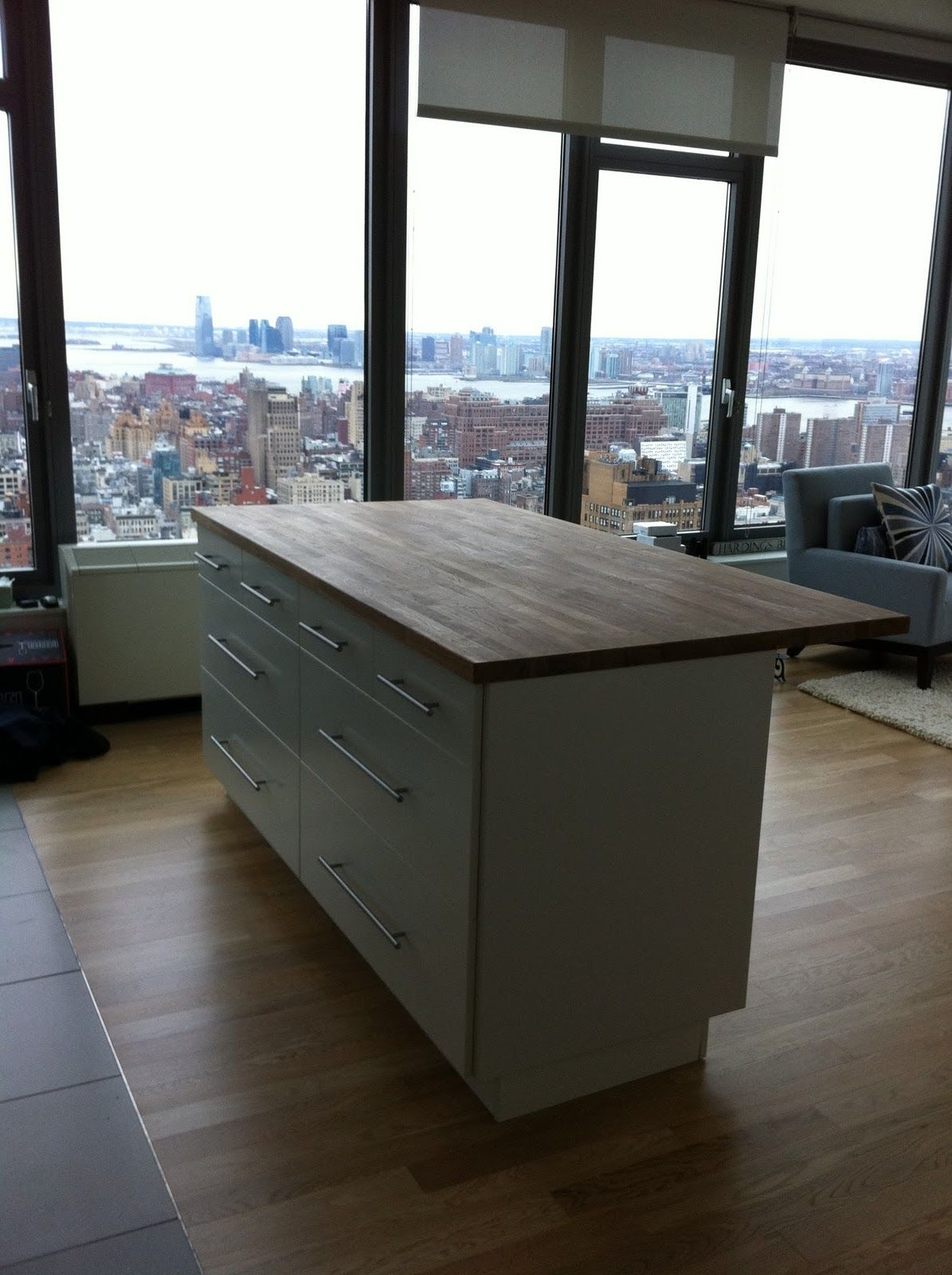 IKEA Kitchen Islands | ... Assembly Blog: Home Improvement - IKEA ...
