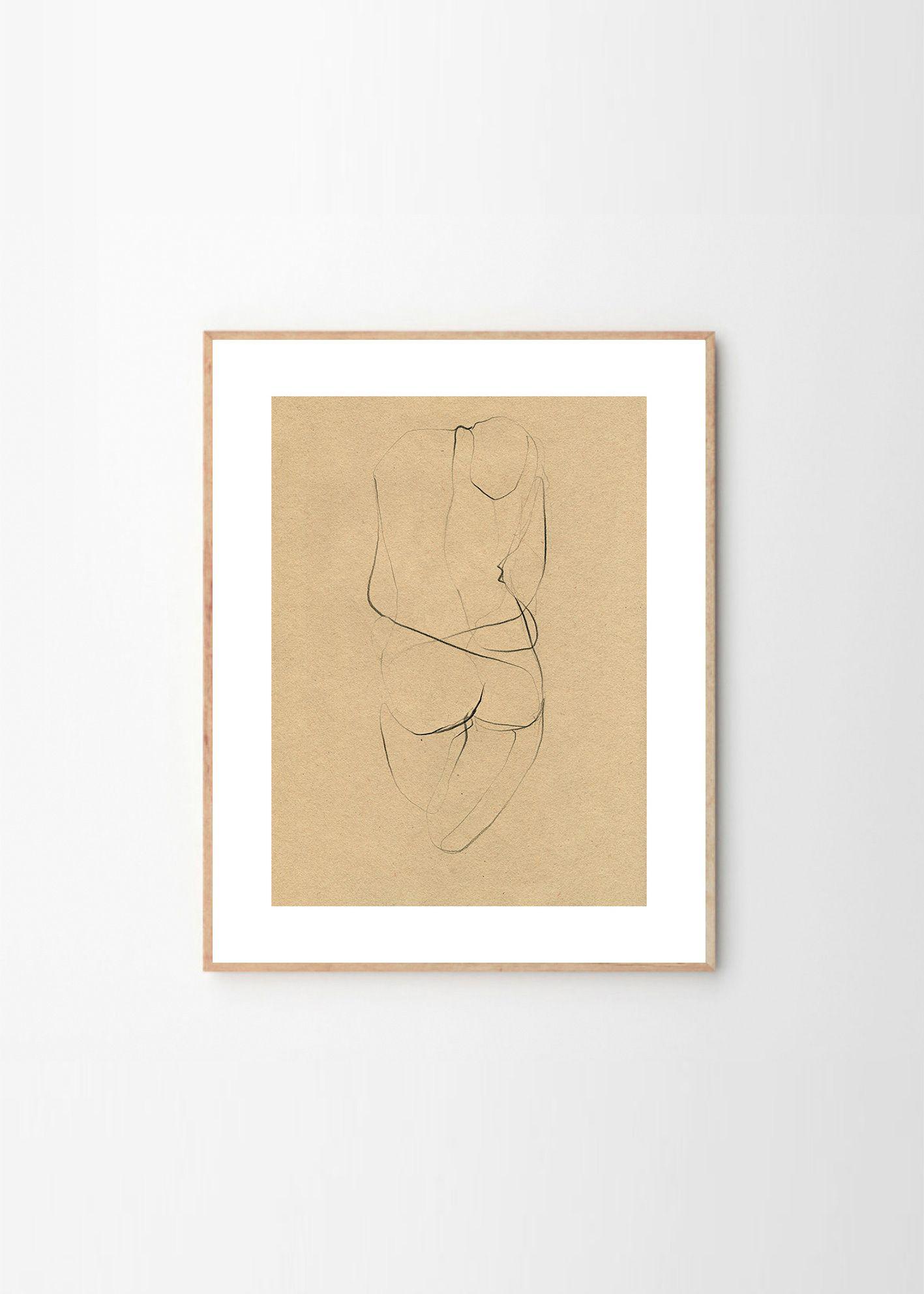 Ekaterina Koroleva - Nude 02   Artwork   Pinterest   Art prints ...