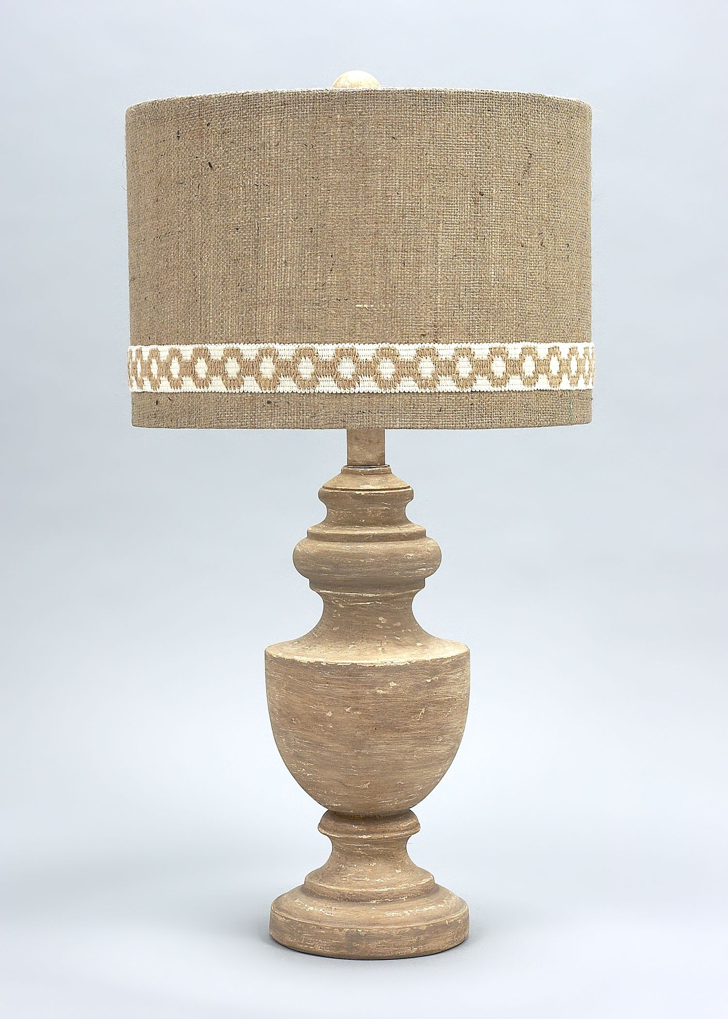 Cl239 Lacefield Designs For Gallery Lighting Lamp #Burlap Wwwlacefielddesignscom Www