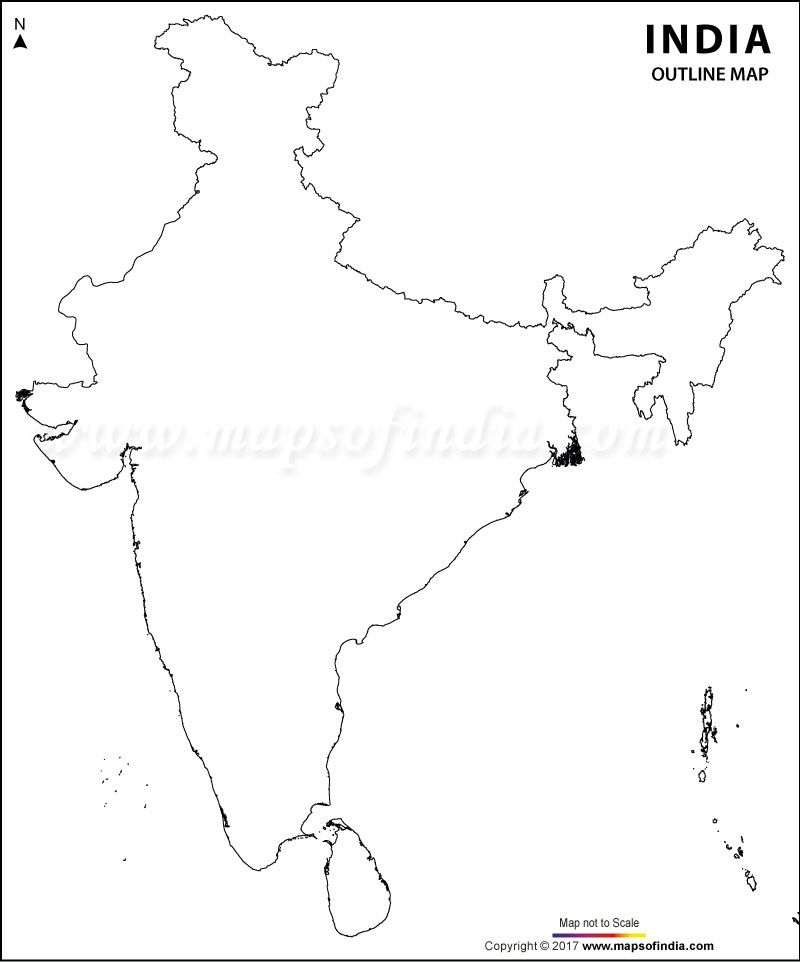 blank map of india pdf India Blank Map India Map Map Outline Printable Maps blank map of india pdf