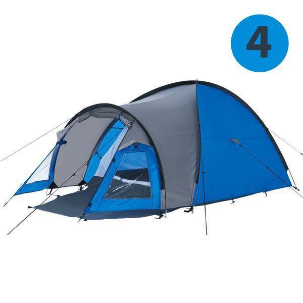 Tente Dome Trigano Ceylan 4 Places Tente De Randonnee 4 Places Au Rapport Poids Habitabilite Vraiment Impressionnant Le Tente Dome Materiel Camping Camping