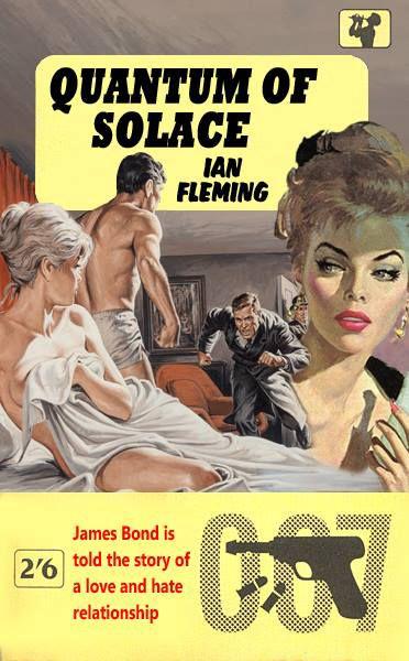 james bond movie quantum of solace