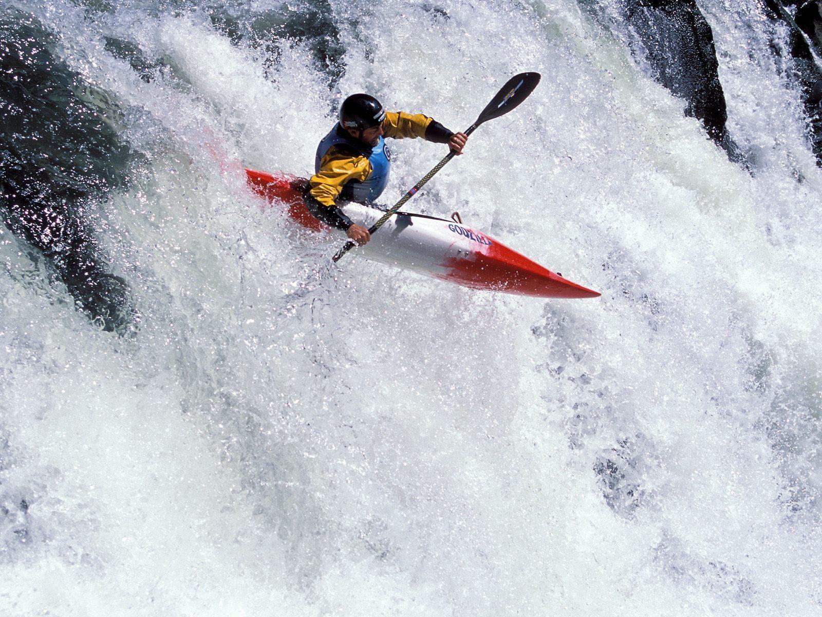 Canoe Rafting Extreme Sports Extreme Sports Kayaking