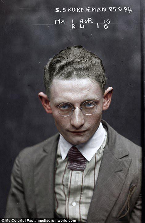 Photo of Haunting mugshots of the razor gangs who ruled the 1920s underworld