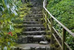 Image result for uphill backyard landscaping | Backyard ... on Uphill Backyard Landscaping Ideas id=66219