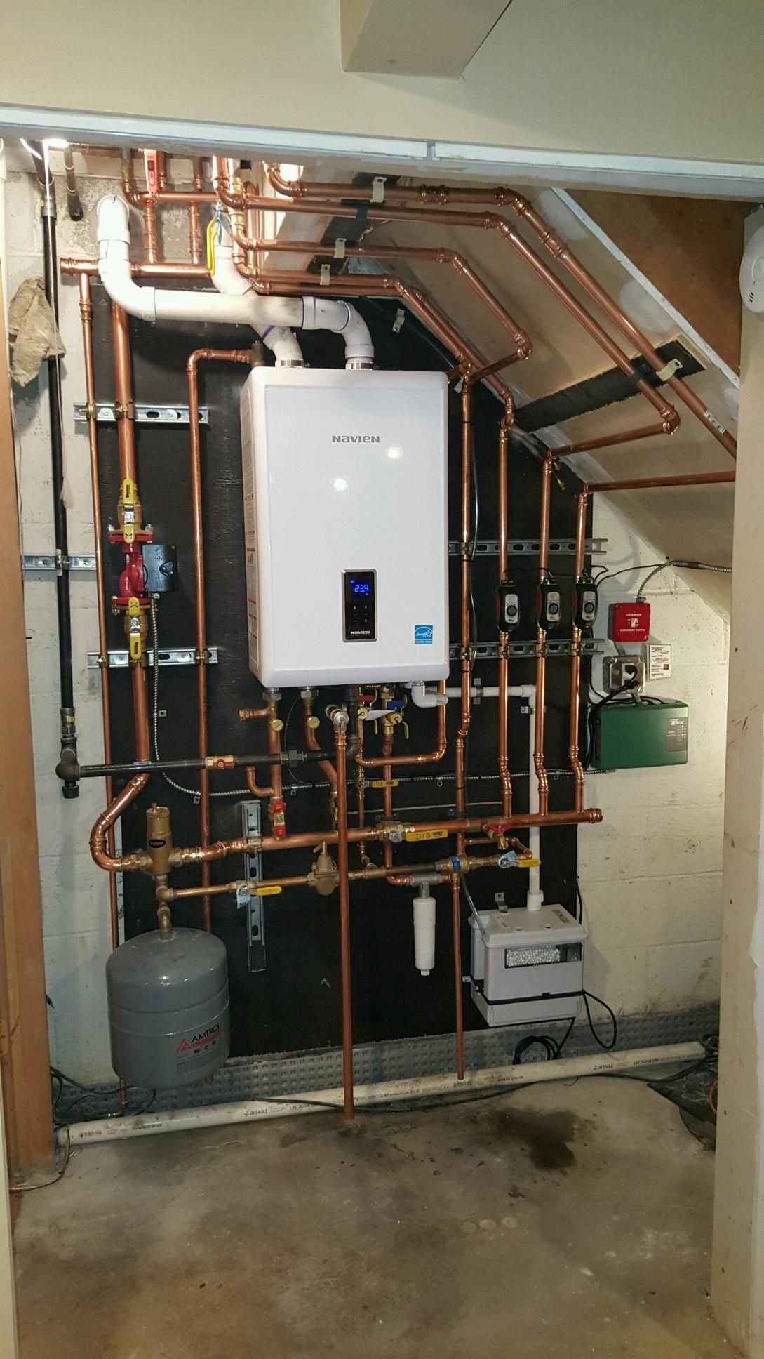 Good Work Hydronic Heating Systems Boiler Installation Home Heating Systems