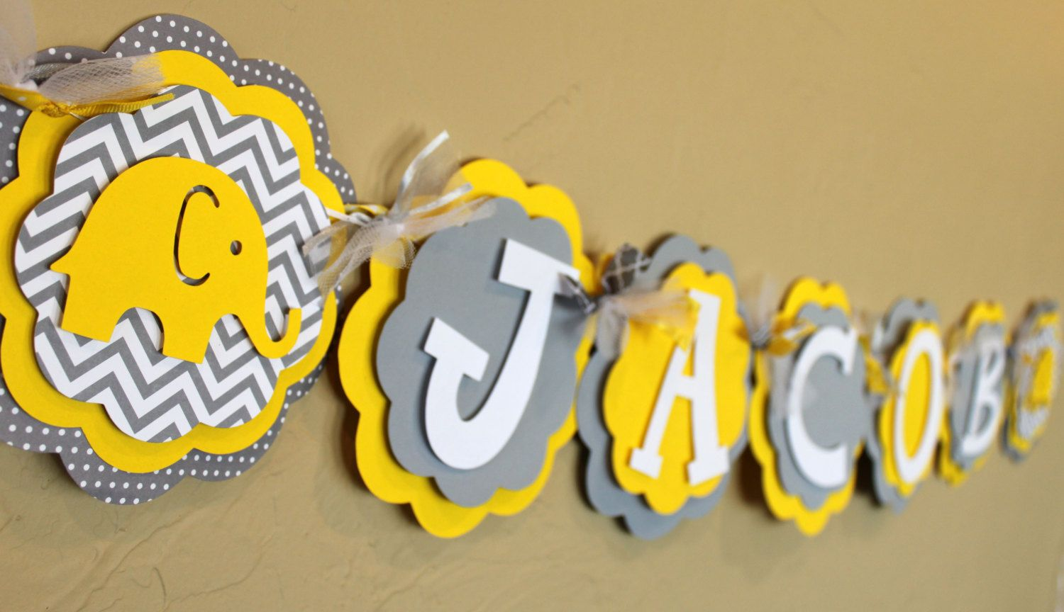 Find This Pin And More On Baby Showers By Smelissakell. Searching For The  Perfect Yellow Gray ...