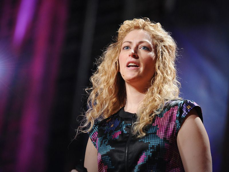 """""""Gaming can make a better world:"""" Jane McGonigal discusses how to harness gamer power to solve real world problems"""