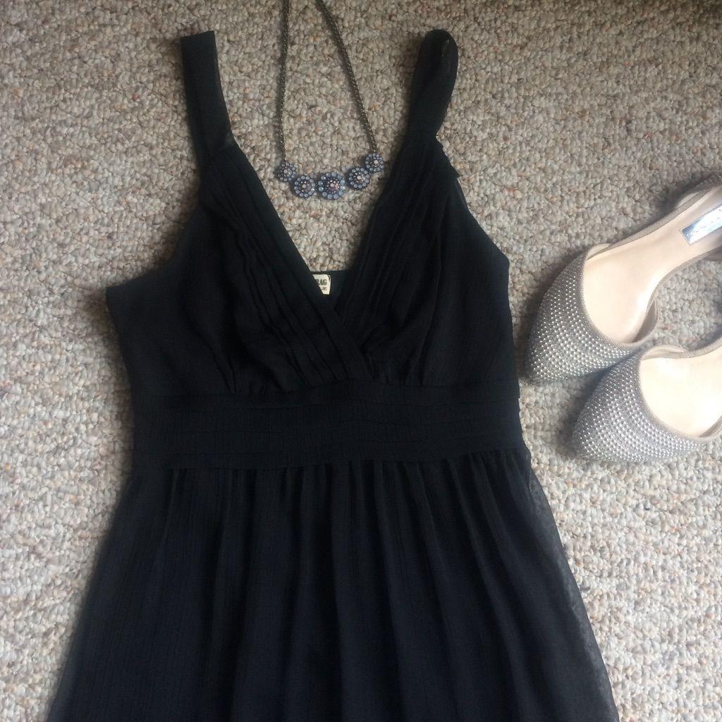 American Rag Black Dress