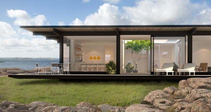casas modernas de madera google search