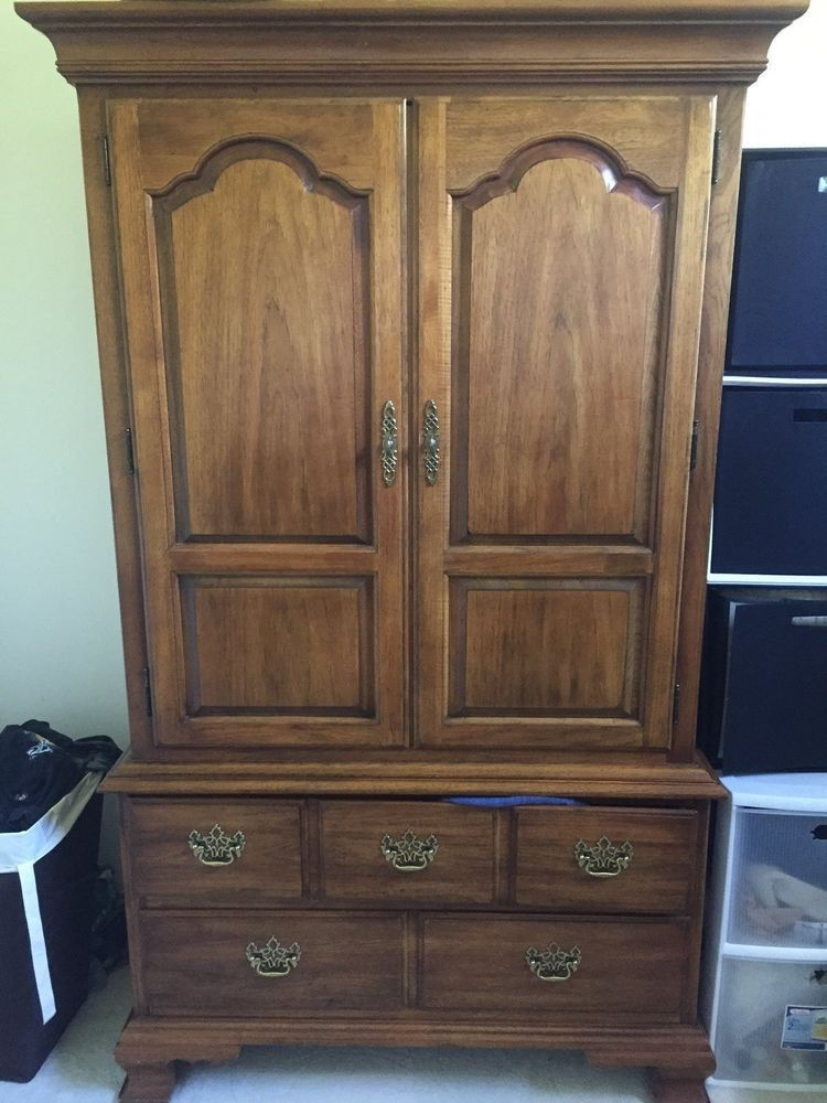 Thomasville Fisher Park 6 pc Bedroom Set   Fisher, Bedrooms and ...