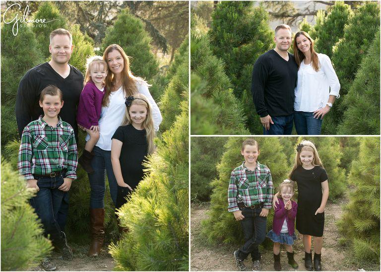 Christmas Tree Lot Family Photo Orange County Photo San Juan Capistrano 10 Family Portraits Family Portrait Photography Christmas Tree Lots