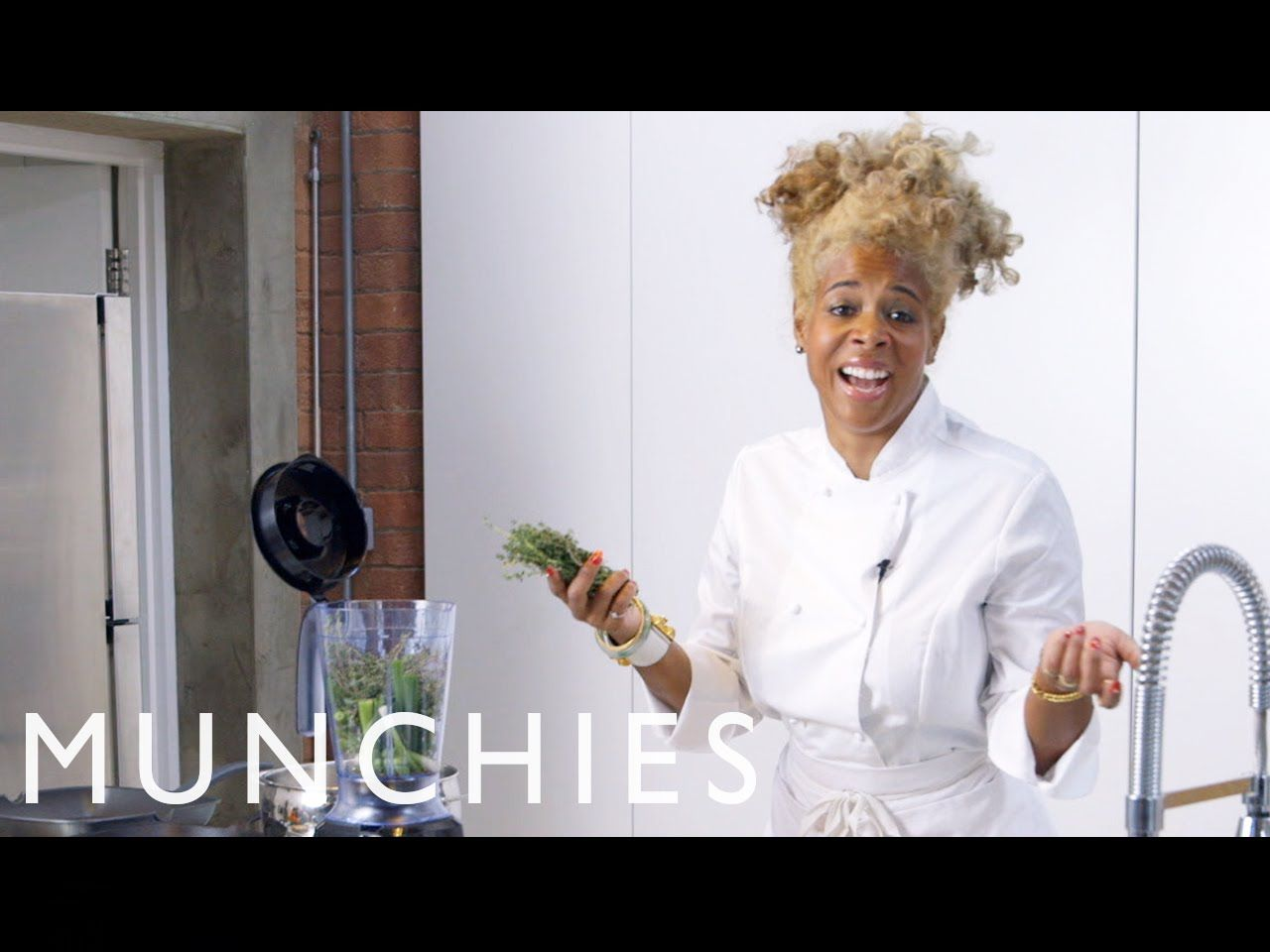 How to Make Jerk Sauce with Kelis! I substituted Sriracha for actual ...