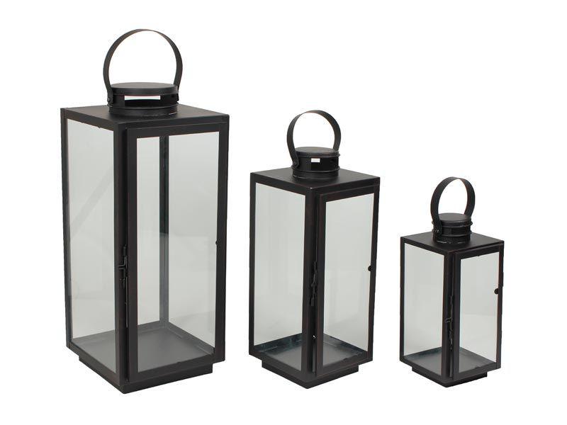 Trio De Lanternas Marroquinas Fes Decoracao E Presentes Online Artesanato Moveis E Decoracao De Interio Lanternas Marroquinas Lanterna Porta Vela Decoracao