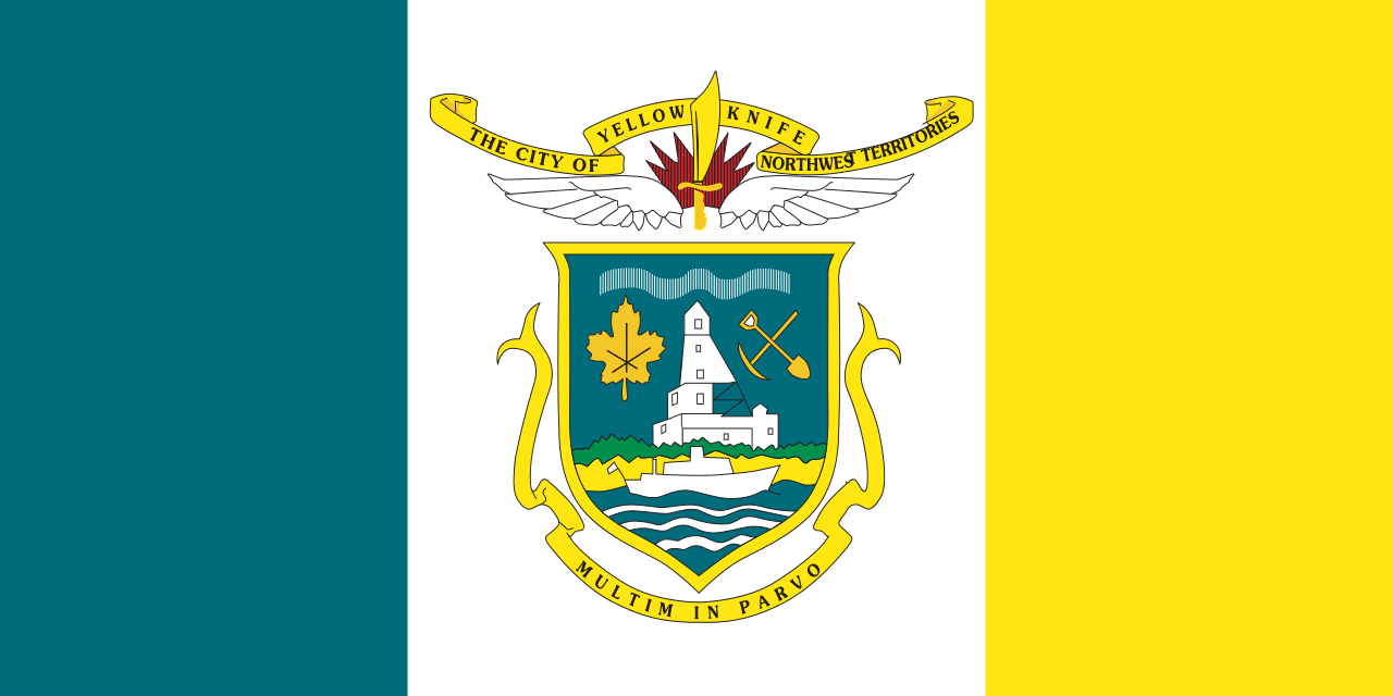 The yellowknife flag flags pinterest flags flags biocorpaavc Choice Image