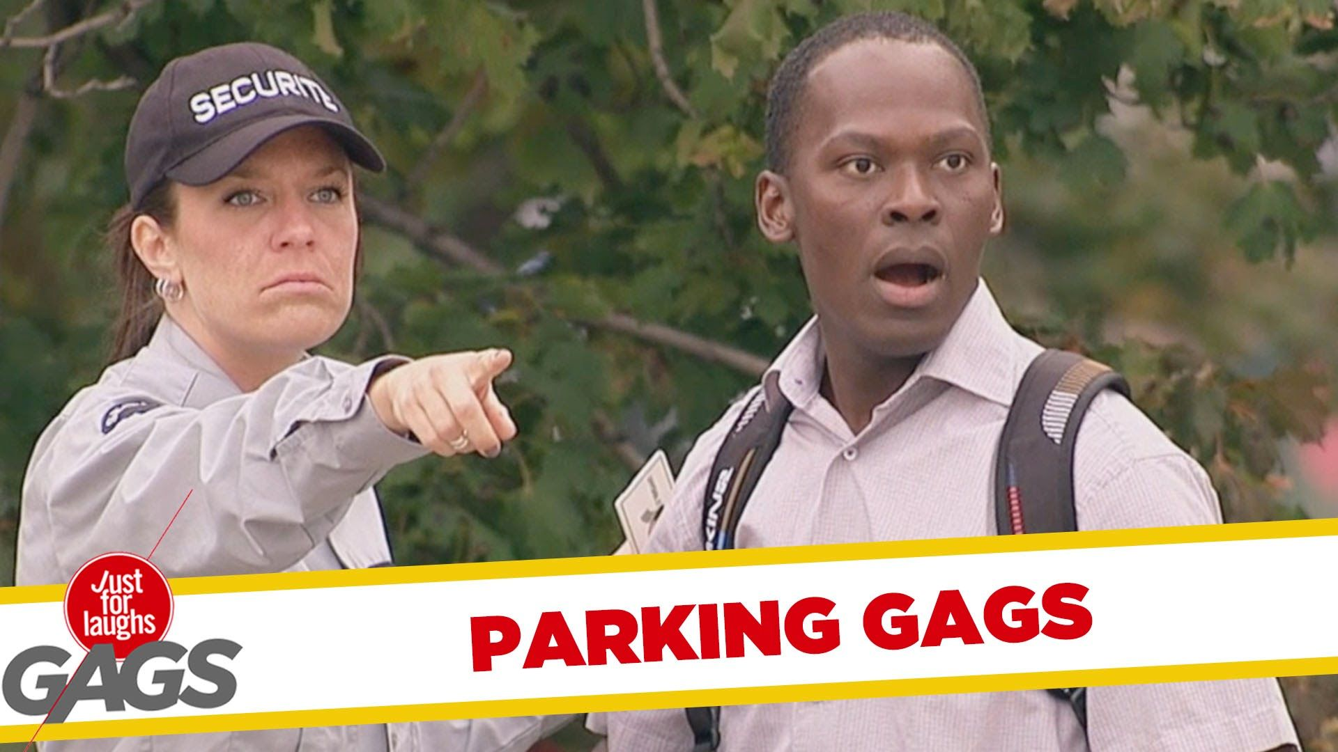 Parking Pranks   Best of Just for Laughs Gags   YouTube   Just for ...