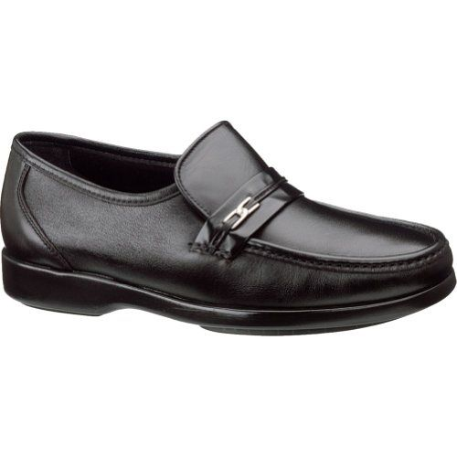 Hush Puppies Men S Sutton Dress Loafers Black 7 Ew Slip Onz Loafers Loafers Men Loafers Black
