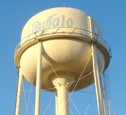 Buffalo Minnesota Minnesota Home Water Tower Minnesota