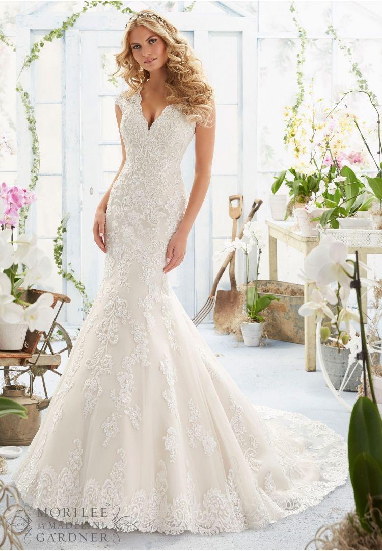 Mori lee gold wedding dress  Wedding Dresses Bridal Gowns Wedding Gowns by Designer Morilee