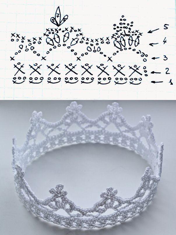 лучшие вязаные короны и схемы вязания Knits For Kids вязание