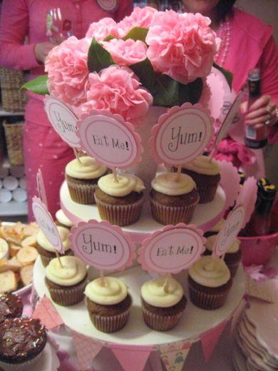Adult Pajama Party Cupcakes Cupcake Party Valentines
