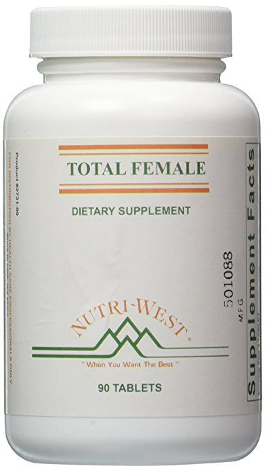 Nutri-West Total Female Full Review– Does It Work? Review
