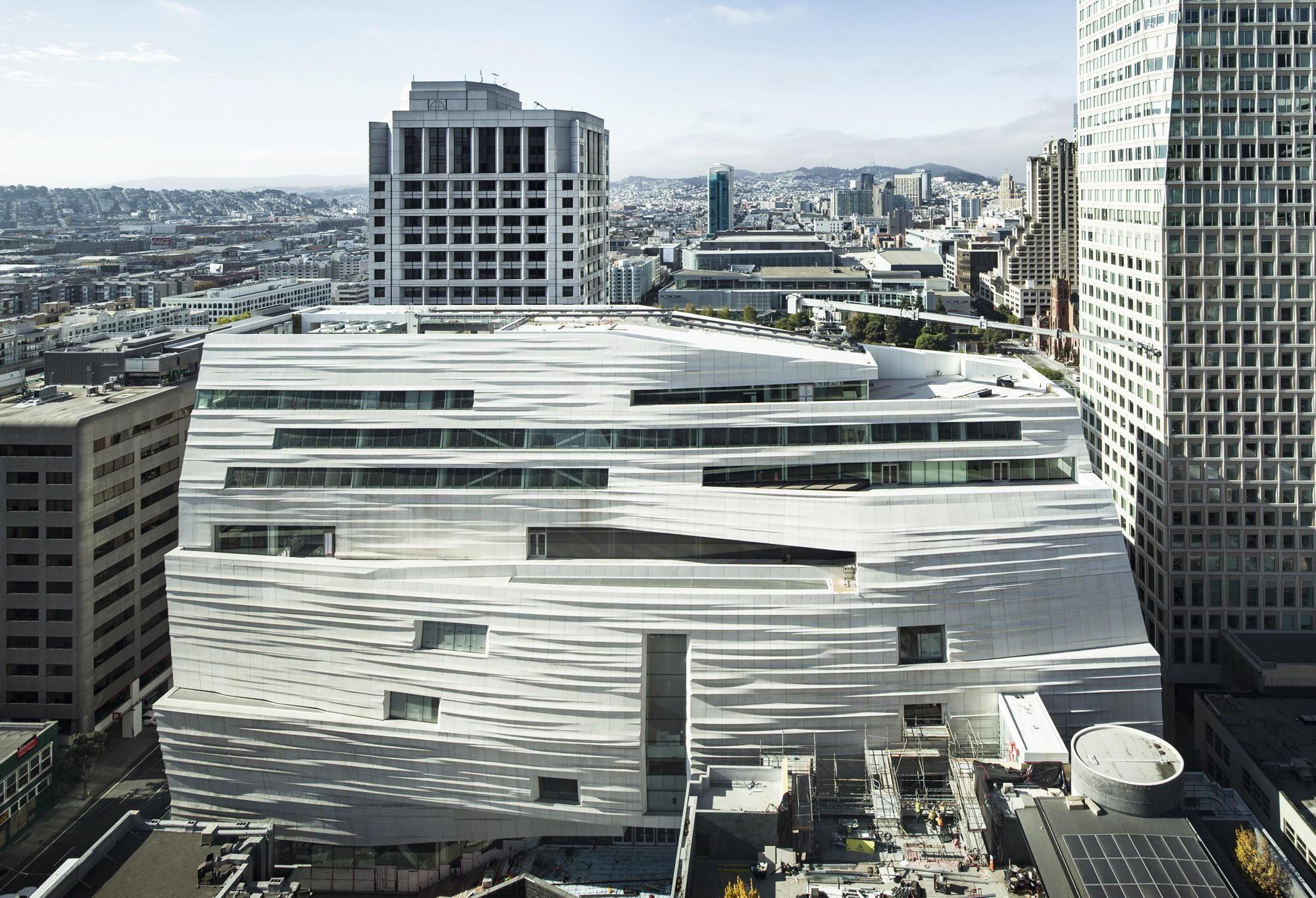 7 Buildings We Can T Wait To See Completed In 2016 Museum
