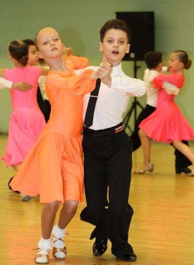 Ballroom dancing for adults look amazing. But for kids it's not ...