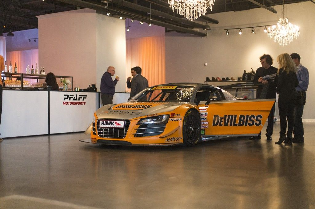 Pfaff Motorsports 2016 Launch Party at The Warehouse Event