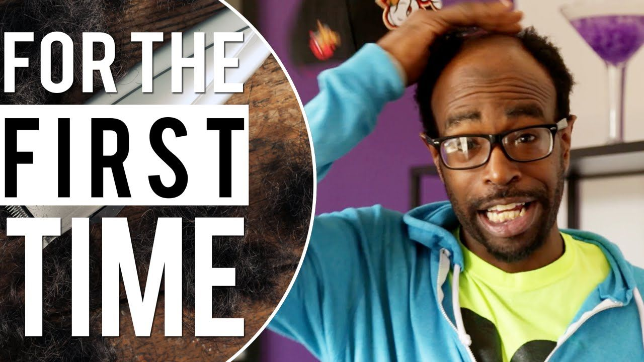 Getting A Man Weave For The First Time Youtube Funny Pinterest