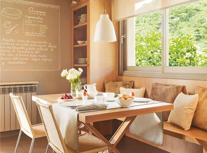 9 offices en el m nimo espacio rincones con encanto pinterest peque os espacios y cocina - Mucho mueble leon ...