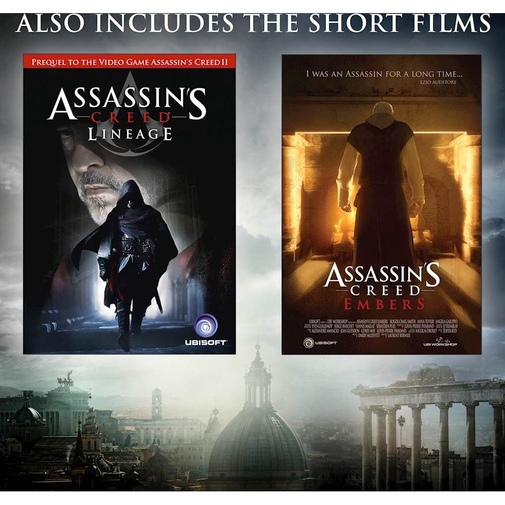 Assassin S Creed The Ezio Collection Playstation 4 Assassins
