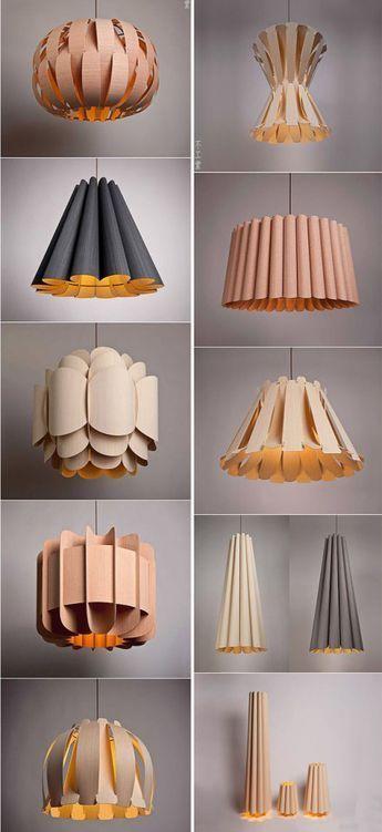 10 DIY Kerajinan Lampu Hias Rumah dari Kardus Bekas