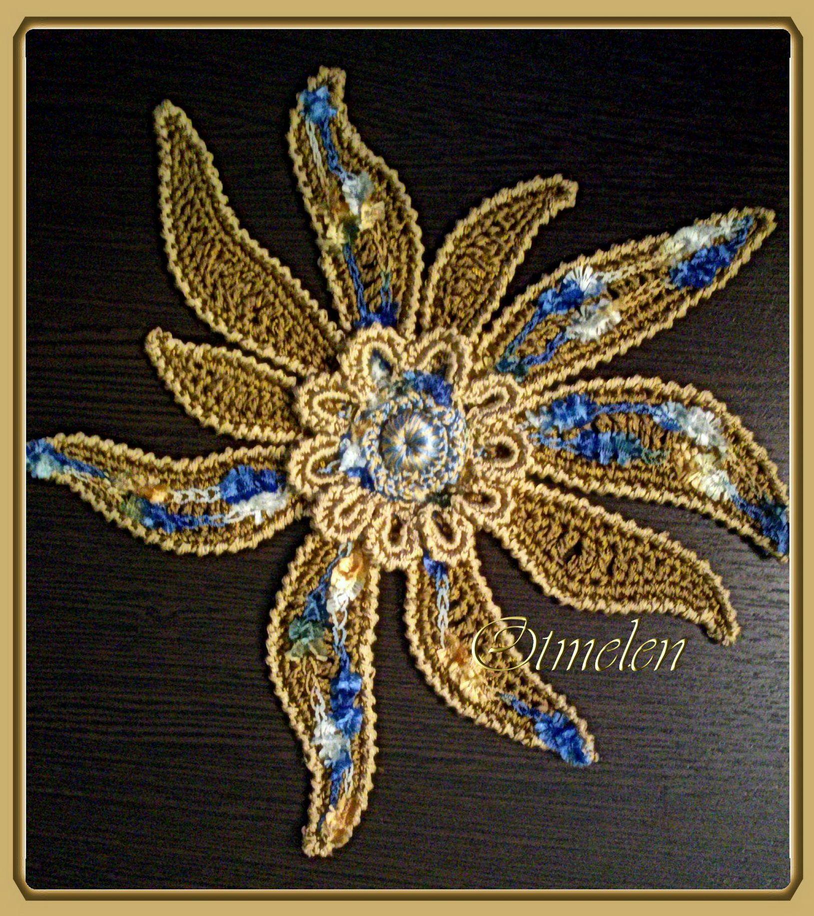 Pin de Alicia Telis en MOTIVOS RUSOS | Pinterest | Crochet irlandés ...