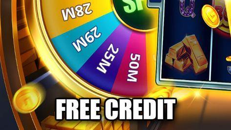 Tak perlu Deposit. Spin wheel & collect FREE CREDIT main 918Kiss tiap-tiap hari