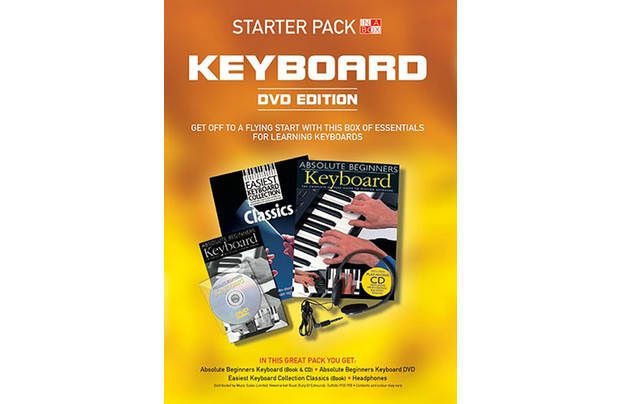 Wise Publications Keyboard in a Box Starter Pack: An ideal gift for someone just starting to take up the keyboard. Get them off to a flying…