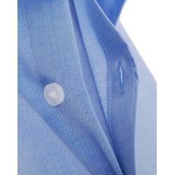 Olymp Level Five Hemd Blau Body Fit Olymp