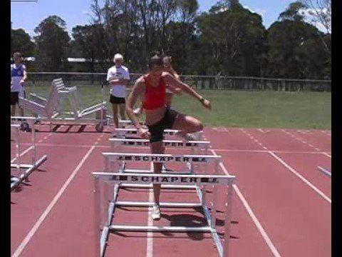 lacoste shoes men 100m hurdle drills with an official basketball