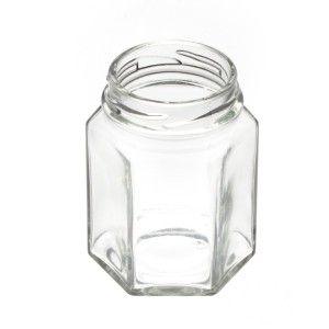 HEXAGONALPOT 110ML GLAS - Glas - Voedingsverpakkingen - Verpakkingen - Dispogroup - Recyclable disposables