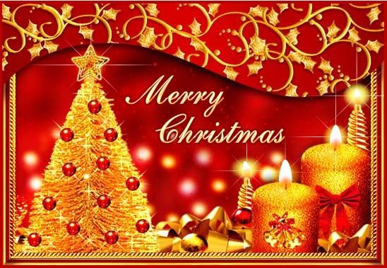 online christmas messages