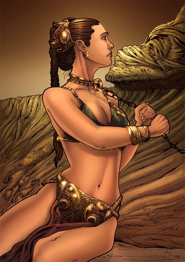 Erotic leia art