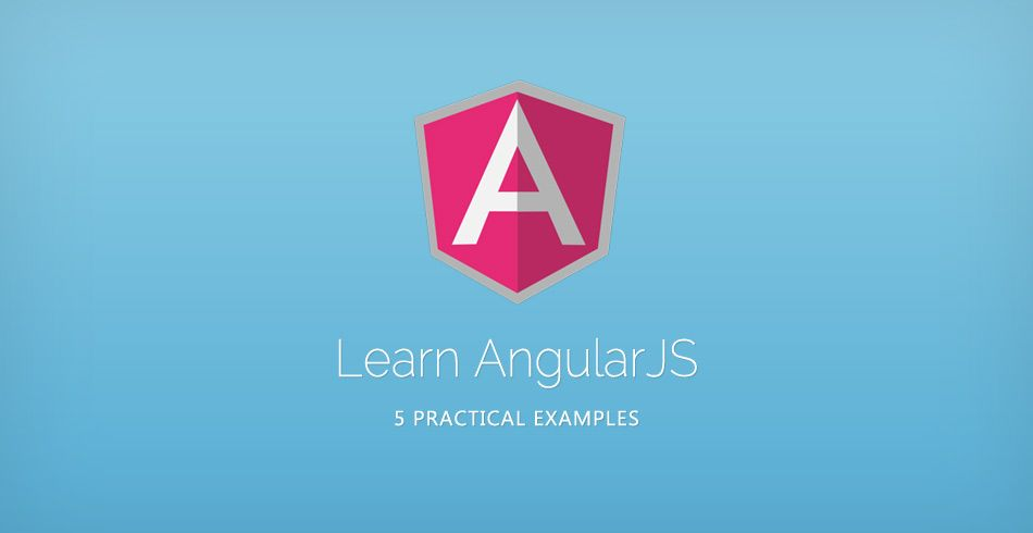 Learn AngularJS With These 5 Practical Examples | Angular.js pins ...